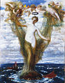 Arnold Böcklin - Venus Anadyomene.jpg
