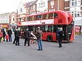 Arriva London bus LT1 (LT61 AHT) 2011 New Bus for London, Sutton, 7 January 2012 (1) uncropped.jpg