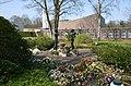 Art at Dieren crematorium in springtime - panoramio.jpg