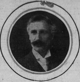 Arthur Letts - Arthur Letts Sr. about 1905