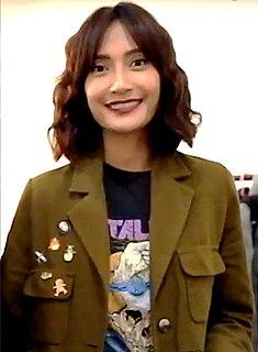 Artika Sari Devi Indonesian actress and model