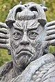Asakusa - Shibaraku statue 04 (15762746871).jpg