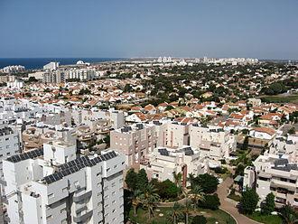 Ashkelon - Image: Ashkelonskyline