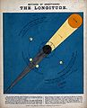 Astronomy; a diagram showing how to determine longitude. Col Wellcome V0025018.jpg