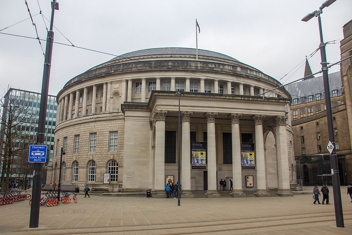 Manchester Central Library Wikipedia