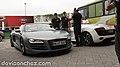 Audi R8 GT Spyder e Audi R8 Spyder (8159215346).jpg