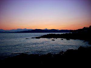 Auke Rec, Auke Bay Alaska