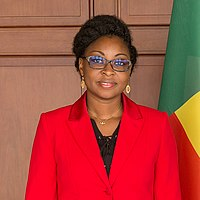 Aurélie Adam Soule Benin Minister (cropped).jpg