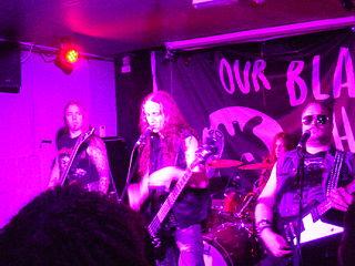 Aura Noir band