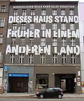 Berlin Ausgang