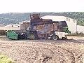 Ausgebrannter Mähdrescher August 2004.jpg