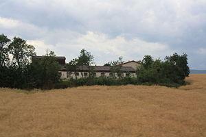 Aussiedlerhof - Typical aussiedlerhof in Lower Franconia
