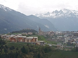 View of Aussois