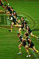 Australia national rugby league team (8 May 2009, Brisbane).jpg