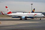 Austrian Airlines, OE-LAW, Boeing 767-3Z9 ER (19731336054).jpg