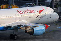OE-LBW - A320 - Austrian Airlines