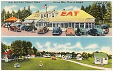 Auto Rest Park, Carmel, Maine, eleven miles west of Bangor (66697).jpg