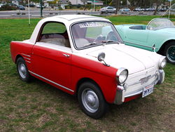 Autobianchi Bianchina Coupé (1957–1969)