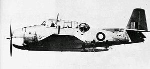 Roy Halliday - Fleet Air Arm Avenger