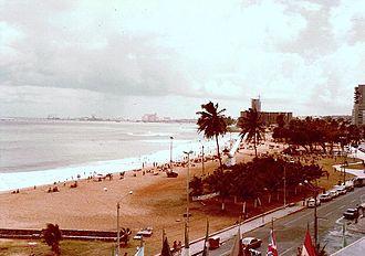 Ceará - Fortaleza in 1980