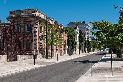 Resultado de imagen para avenue du champagne epernay