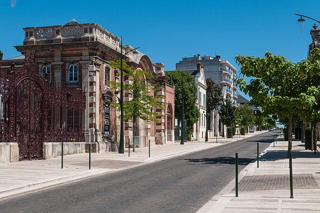 Épernay (Эперне), Шампань, Франция - достопримечательности, путеводитель по городу.