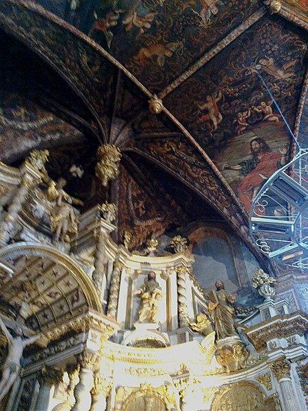 File:Aveyron Villefranche De Rouergue Chapelle Des Penitents Noirs Choeur Voute 29052012 - panoramio (1).jpg