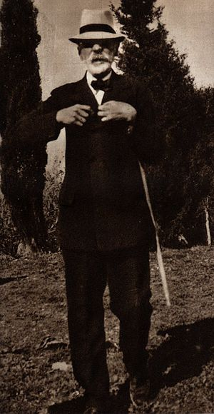Axel Munthe - Munthe, early 1930s