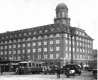 Axelborg - Axelborg in 1932