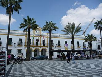 Trebujena - Town Hall.