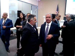 Ali Abbasov - Azerbaijan-U.S. ICT Forum, December 3, 2013