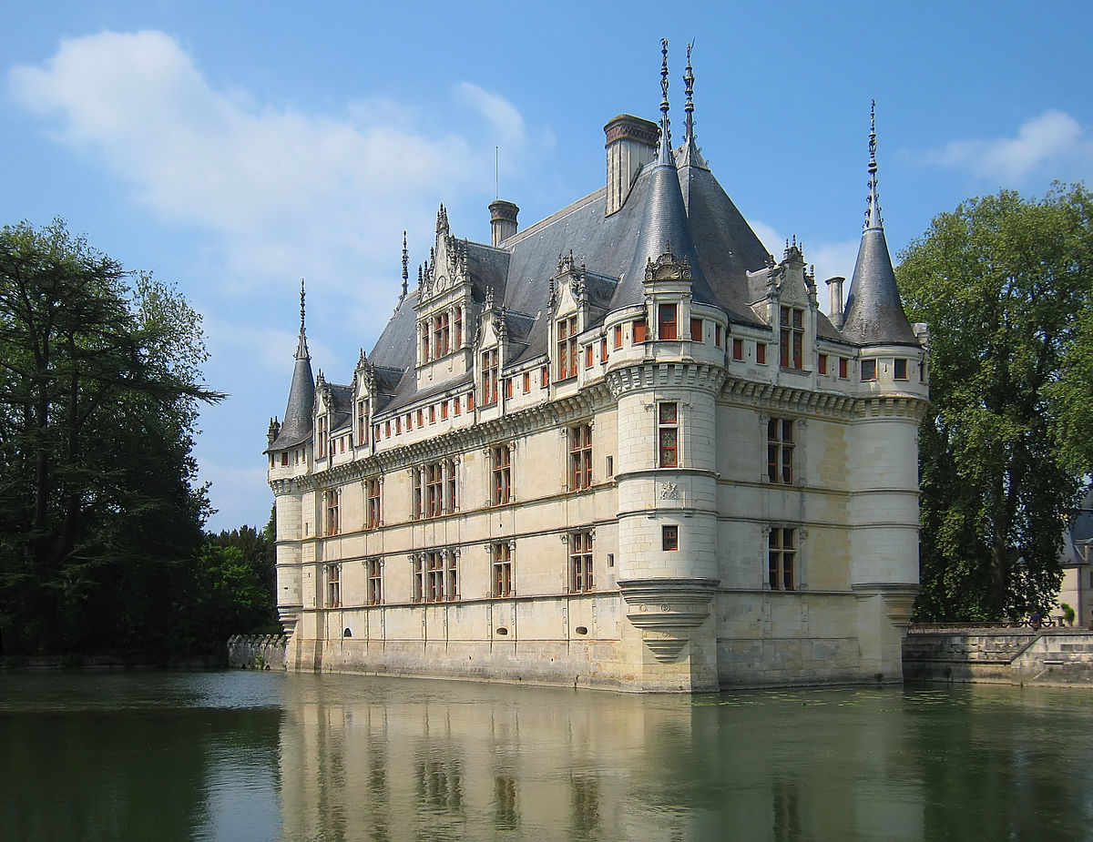 schloss azay le rideau wikipedia. Black Bedroom Furniture Sets. Home Design Ideas
