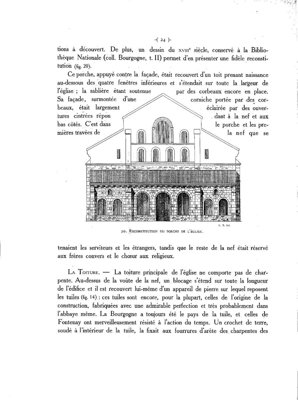 Pagebégule Labbaye De Fontenay Et Larchitecture Cistercienne