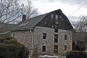 National Register of Historic Places listings in Warren County, New Jersey - Image: BEATTYSTOWN, WARREN COUNTY, NJ