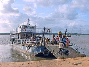 Marvé Beach -  BEST ferry to Manori
