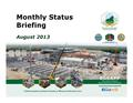 BGCAPP Monthly Status Briefing August13.pdf