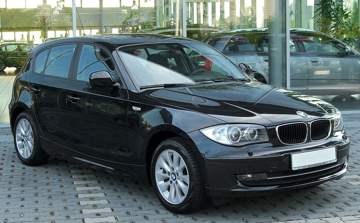 bmw 1 e87. Black Bedroom Furniture Sets. Home Design Ideas