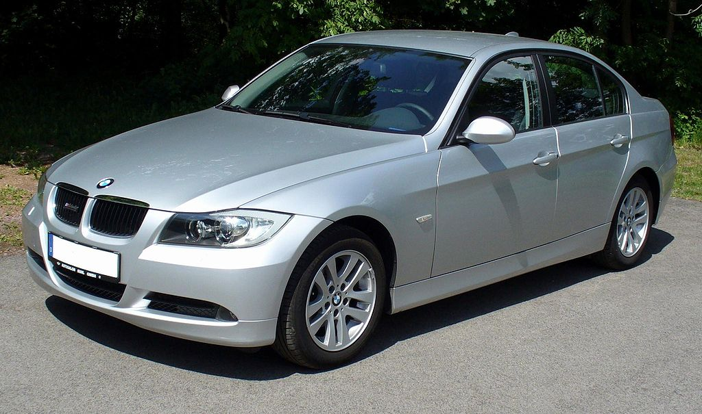 BMW 3er Limousine07