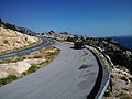 BMW E39 523i on Mediterranean coast in Croatia.jpg