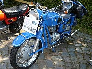 BMW R27 - 1959 BMW R26