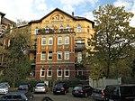 Residential building Wilmerdingstrasse 8