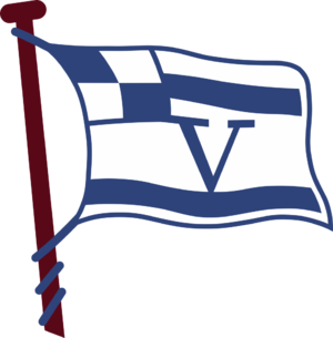 BFC Viktoria 1889 - Early logo of BTuFC Viktoria Berlin