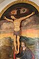 Baccio da montelupo, crocifisso (1505-10) e ridolfo del gh. e michele tosini, maddalena e suora, 1525-30, 03.JPG