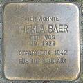 Bad Neuenahr Stolperstein Thekla Baer geb. Vos 2898.JPG