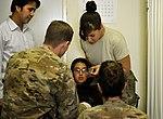 Bagram doctor provides eye glasses to Afghans 130918-F-IW762-773.jpg