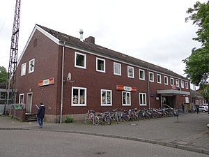 Verden (Aller) railway station - Verden (Aller) railway station