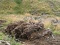Baled brashings - geograph.org.uk - 1462955.jpg