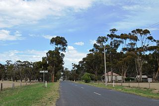 Balliang, Victoria Town in Victoria, Australia