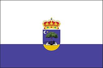 Arenales de San Gregorio - Image: Bandera Arenales de S Gregorio