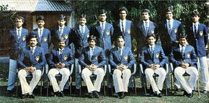 Bangladesh national cricket team - Bangladesh made its full debut in international cricket in the 1986 Asia Cup.